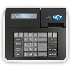 registratore di cassa kbill già fiscalizzato